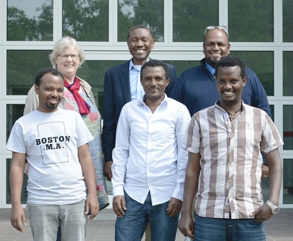 Professors Create Graduate Programs for Ethiopian Universities