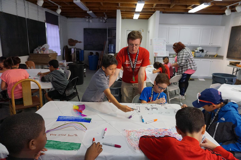 Teaching in East Lubbock Promise Neighborhood