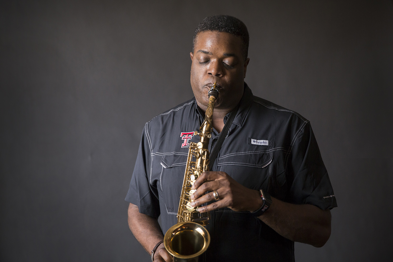 Armed With A Saxophone, Alumnus Aims To Share His Passion With America