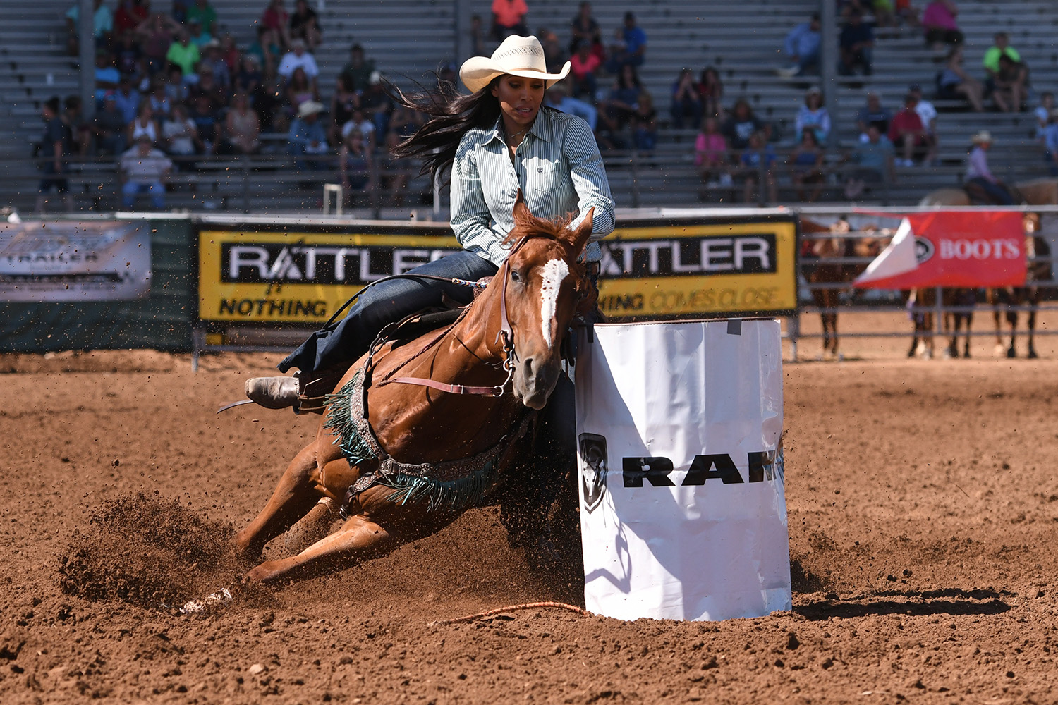 Shelby Mayfield Balances Professional Rodeo Career With