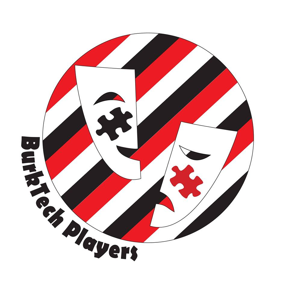 Logo for the BurkTech Players