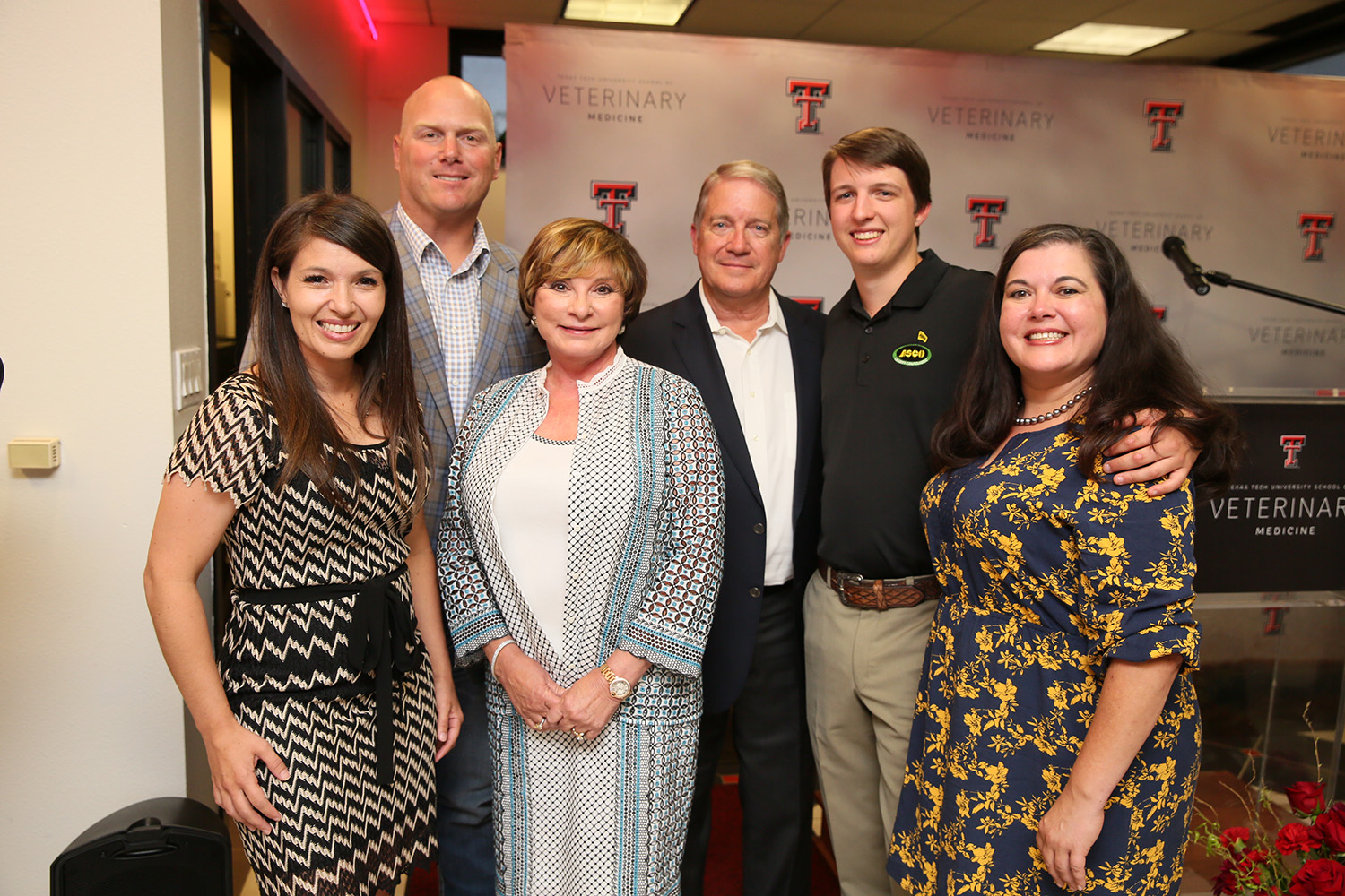 Texas Tech Honors ASCO Equipment for Contributions to School