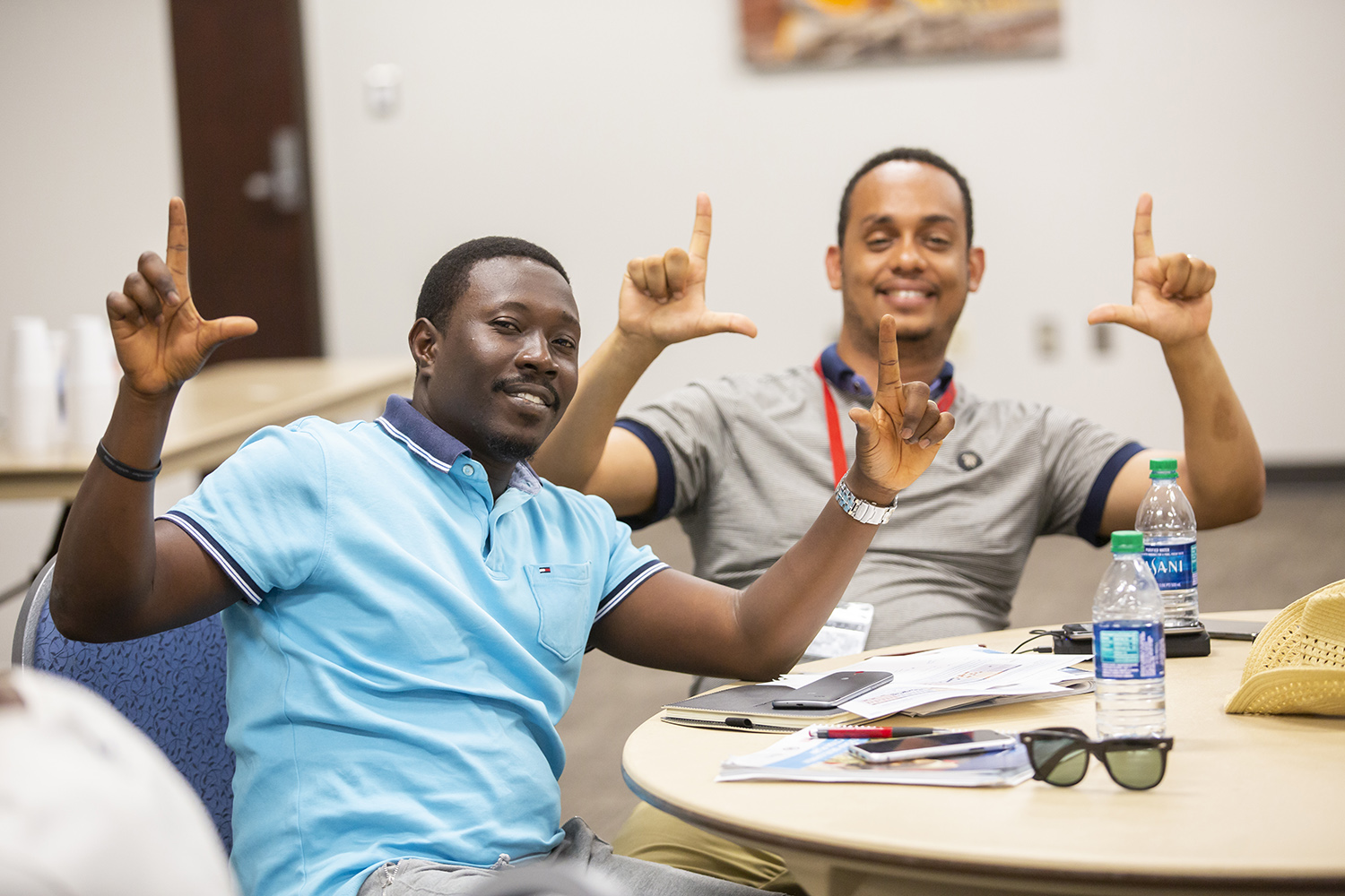 Texas Tech University Mandela Fellows