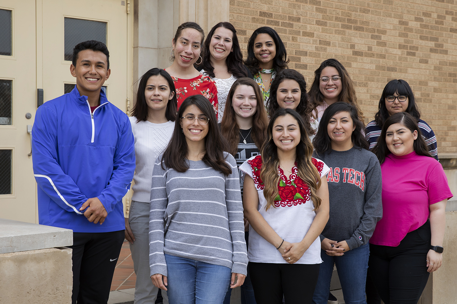 The students and faculty that make up the Latinx Mental Health and Resiliency Lab