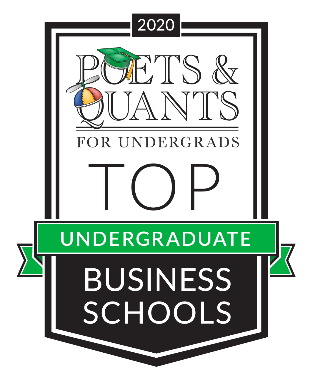 Poets&Quants for Undergrads logo