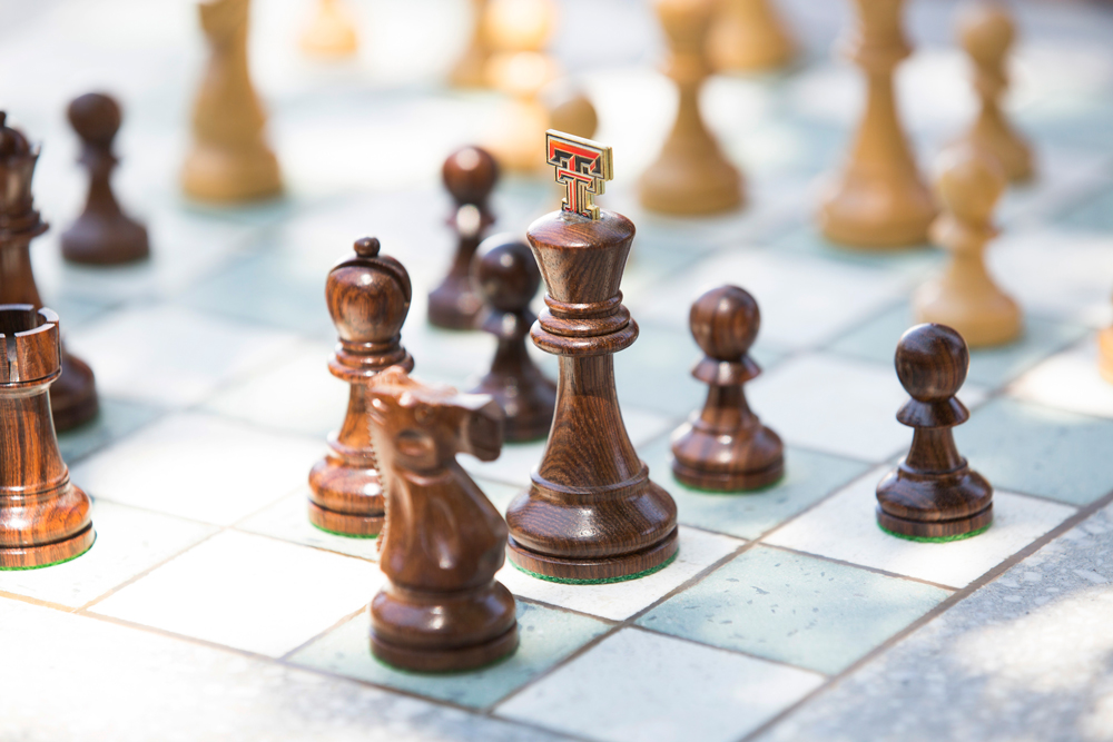 TTU Chess piece