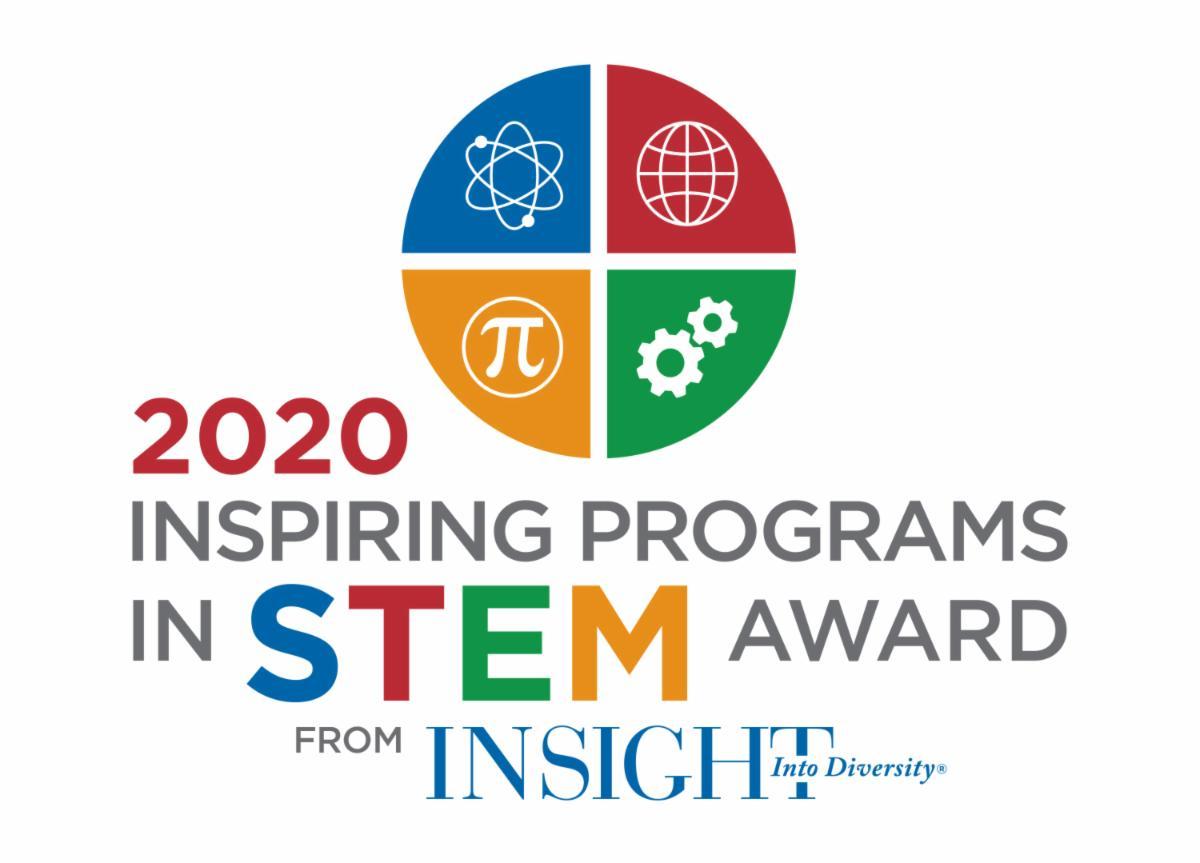 Inspiring Programs in STEM logo