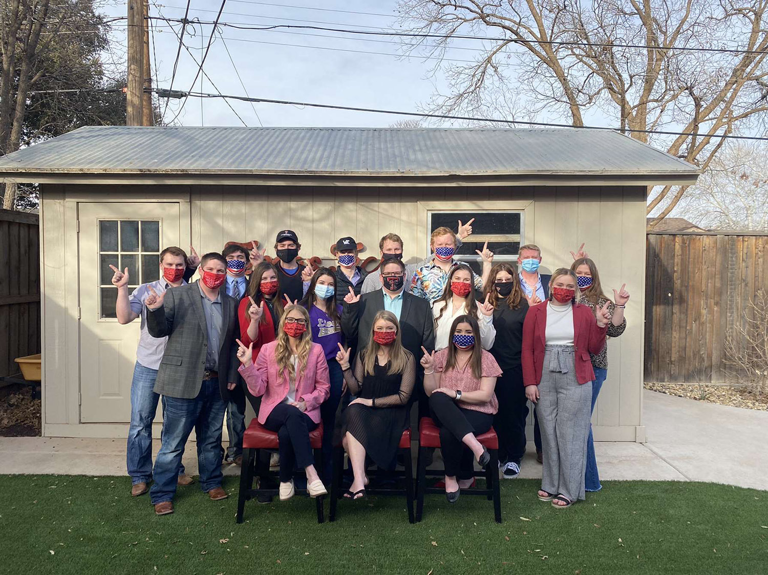 Meat Judging Team Makes Clean Spring Sweep with Victory at Houston Livestock Show Contest   Texas Tech Today