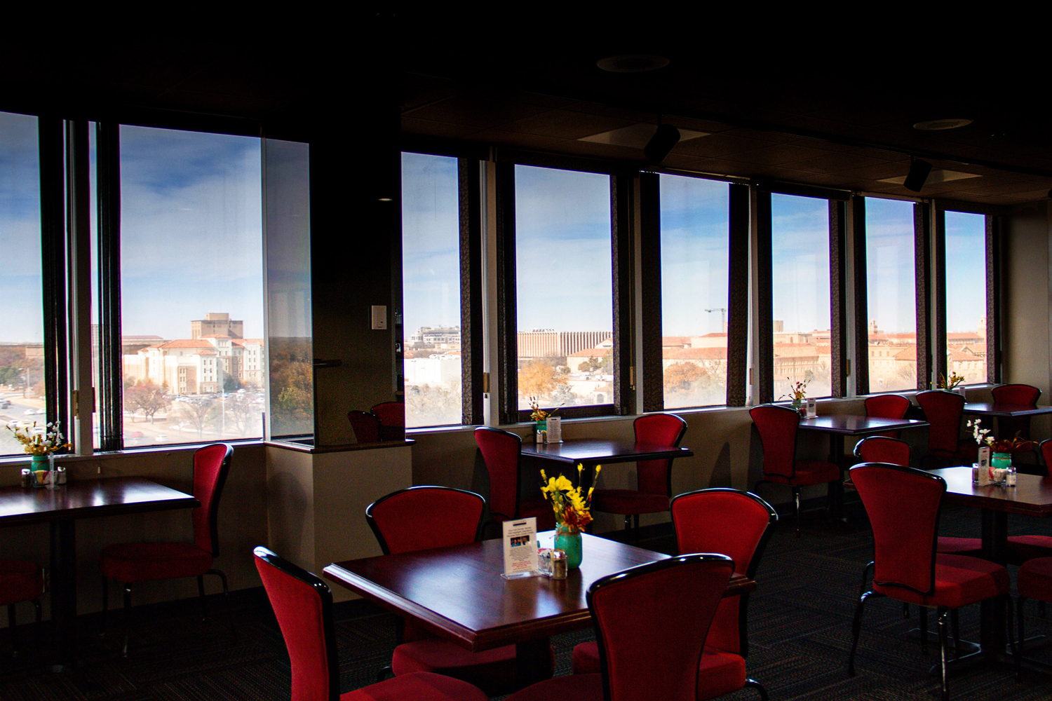 Skyviews Restaurant Launches To-Go Pizza Kitchen | Texas Tech Today